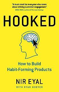 comprar comparacion Hooked: How to Build Habit-Forming Products (Portfolio)