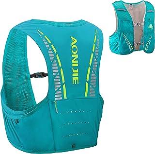 Azarxis Mochila de Hidratación Trail Running 5L Ligera Chaleco Ciclismo para Senderismo Escalada Corriente