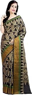 Chandrakala Women's Art Silk Indian Ethnic Banarasi Saree with Unstitched Blousepiece(1320)