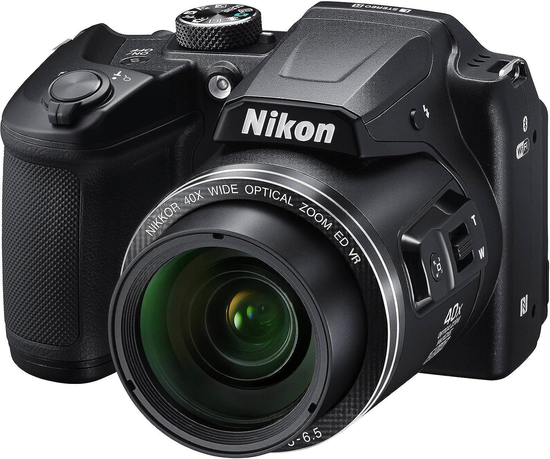 Nikon Coolpix B500 depot Wi-Fi Digital Black Renewed - Low price Camera