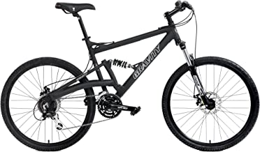 Best mountain bikes dual suspension Reviews