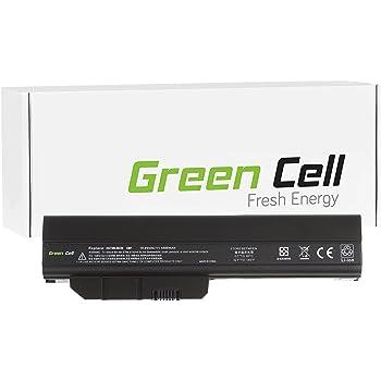 Green Cell/® Standard Serie EV06 Bater/ía para HP Ordenador 6 Celdas 4400mAh 10.8V Negro