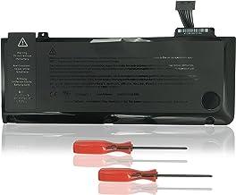 """KDJAMI A1322 - Batería de repuesto para MacBook Pro 13"""" (A1278, mediados de 2009, mediados de 2010, principios de 2011, me..."""