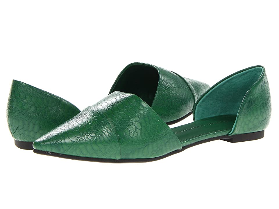 Chinese Laundry Easy Does It (Forest Green Shine) Women
