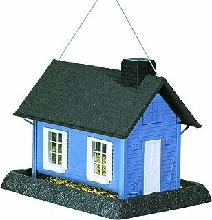 North States Village Collection Grand Style Birdfeeder- Large Blue Cottage