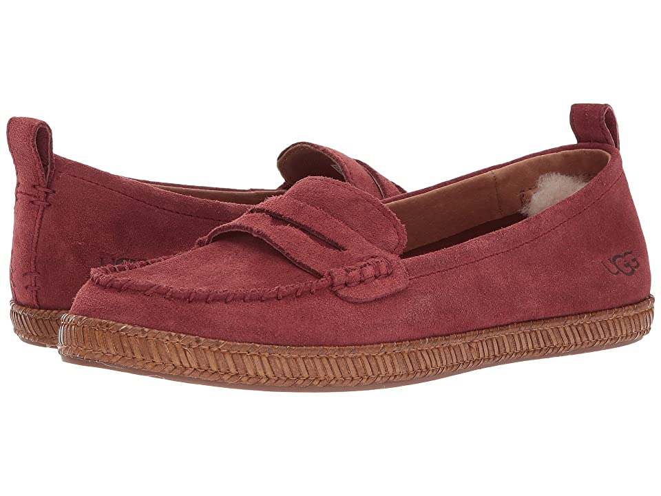 UGG Charlie (Red Clay) Women