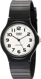 Casio Men's Classic Quartz Watch with Resin Strap, Black,...