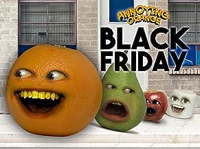 Clip: Annoying Orange - Black Friday