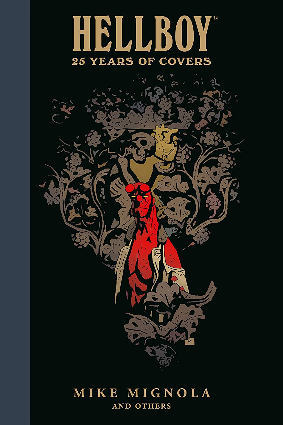 変形副船外Hellboy: 25 Years of Covers (English Edition)