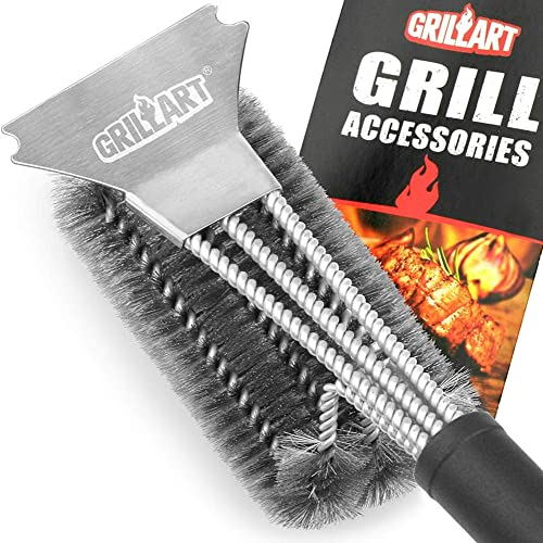 GRILLART-Grill-Brush-and-Scraper-Best-BBQ-Brush-for-Grill