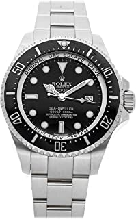 Sea-Dweller Mechanical (Automatic) Black Dial Mens Watch 116660 (Certified Pre-Owned)
