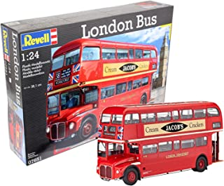 Revell- Maqueta London Bus, Kit Modelo, Escala 1:24 (07651)