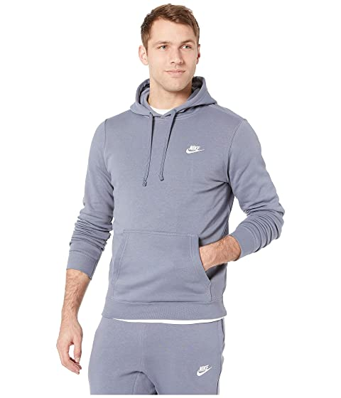 dadcedeb19a5 Nike Club Fleece Pullover Hoodie at Zappos.com