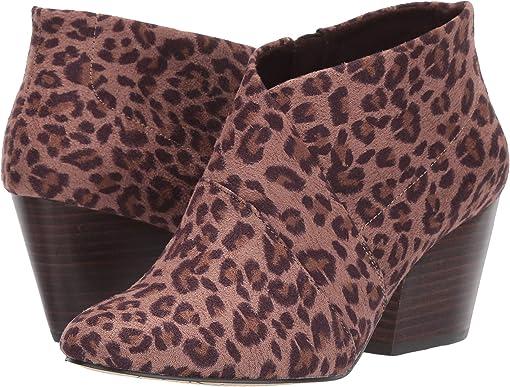 Leopard Super Suede