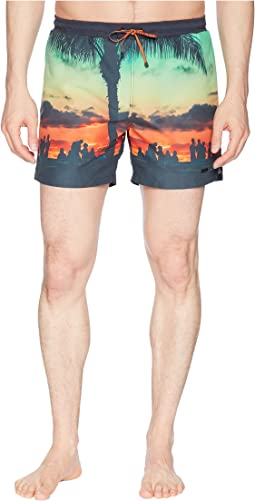 BOSS Hugo Boss Threadfin Swim Trunk