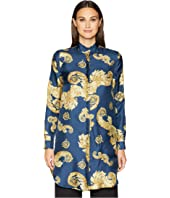 Versace Collection - Shirts - Stampa Shirtdress