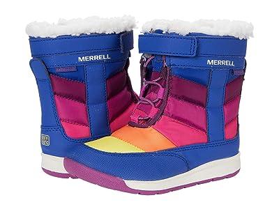 Merrell Kids Alpine Puffer Jr Waterproof (Toddler) Girl