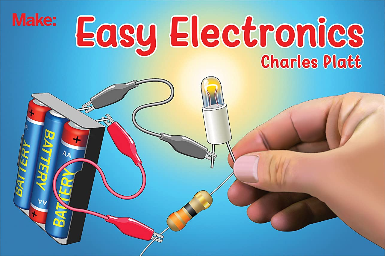 真向こう息子強風Easy Electronics (Make: Handbook) (English Edition)