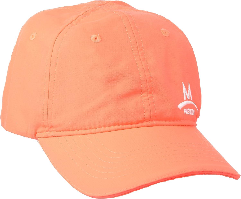 MISSION Performance Hat/Cap for Men, Men, Performance Hat