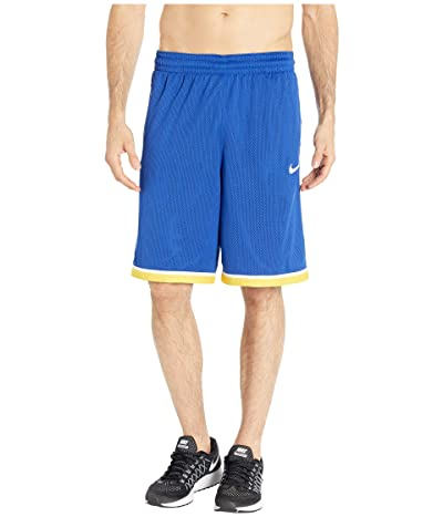 Nike Dry Classic Shorts (Rush Blue/Rush Blue/White) Men