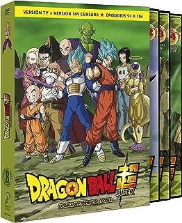 Dragon Ball Super Box 8 Episodios 91 A 104 [DVD]