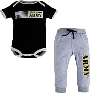 soldier baby clothes