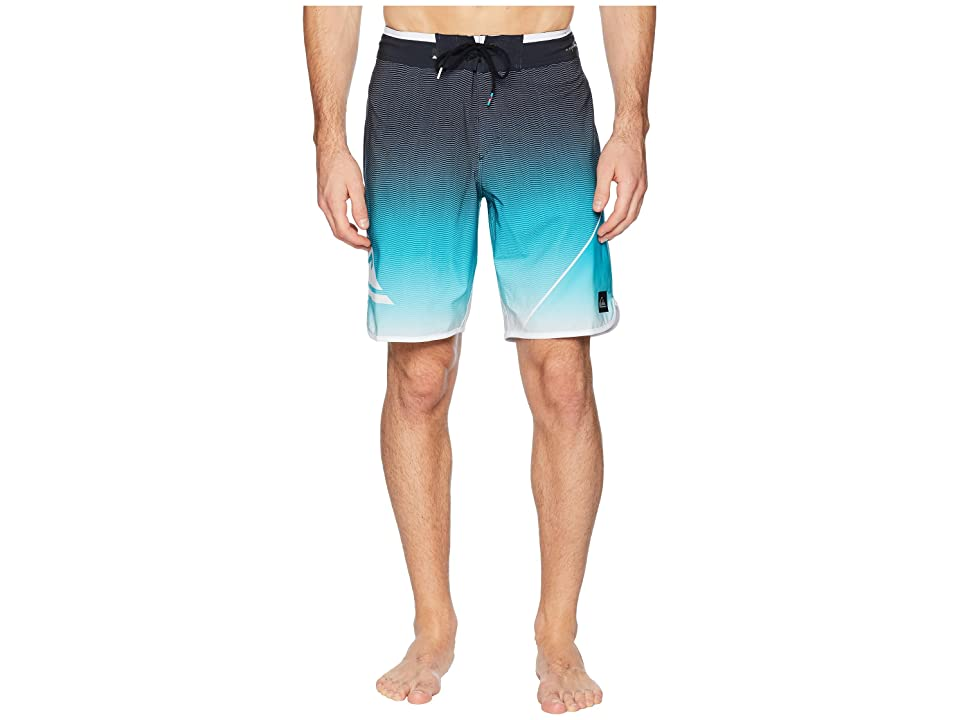 Quiksilver Highline New Wave 20 Boardshorts (Typhoon) Men
