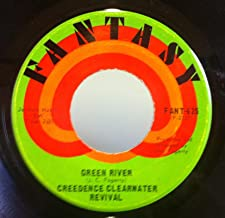 CREEDENCE CLEARWATER REVIVAL green river / commotion 7