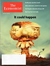 THE ECONOMIST Magazine August 5th-11th 2017 NORTH KOREA VS U.S. NUCLEAR WAR COULD HAPPEN After Extinction: A Boom In New Species DO RUSSIAN SANCTIONS WORK? Don't Tax Fuel, Tax Roads