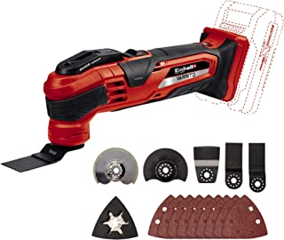 Einhell Varrito Power X-Change Cordless Multi Tool - Supplied Without Battery & Charger