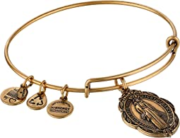 Alex and Ani Mother Mary Charm Bangle II