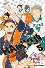 Haikyu!!, Vol. 5 (5)
