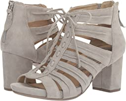 Pale Grey Suede