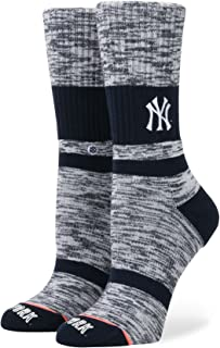 Stance W556A18YAN Women's Yankees Classic Crew Sock