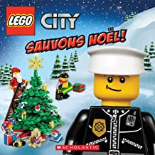 Lego City: Sauvons No?l! (French Edition)