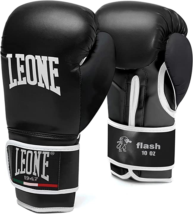 Guantoni da boxe - leone 1947 flash LN-GN083-BLU-10