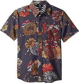 Stoney Delusion Short Sleeve Shirt (Big Kids)