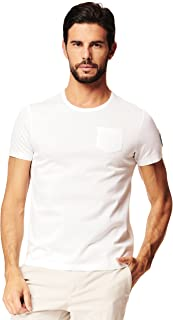 Official Men's T-Shirt in Mercerised Cotton
