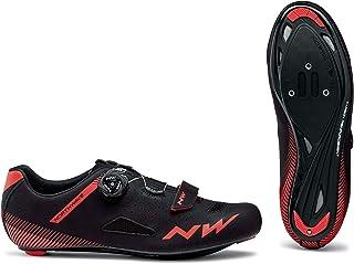 Zapatillas de Ciclismo Core Plus Negro/Rojo