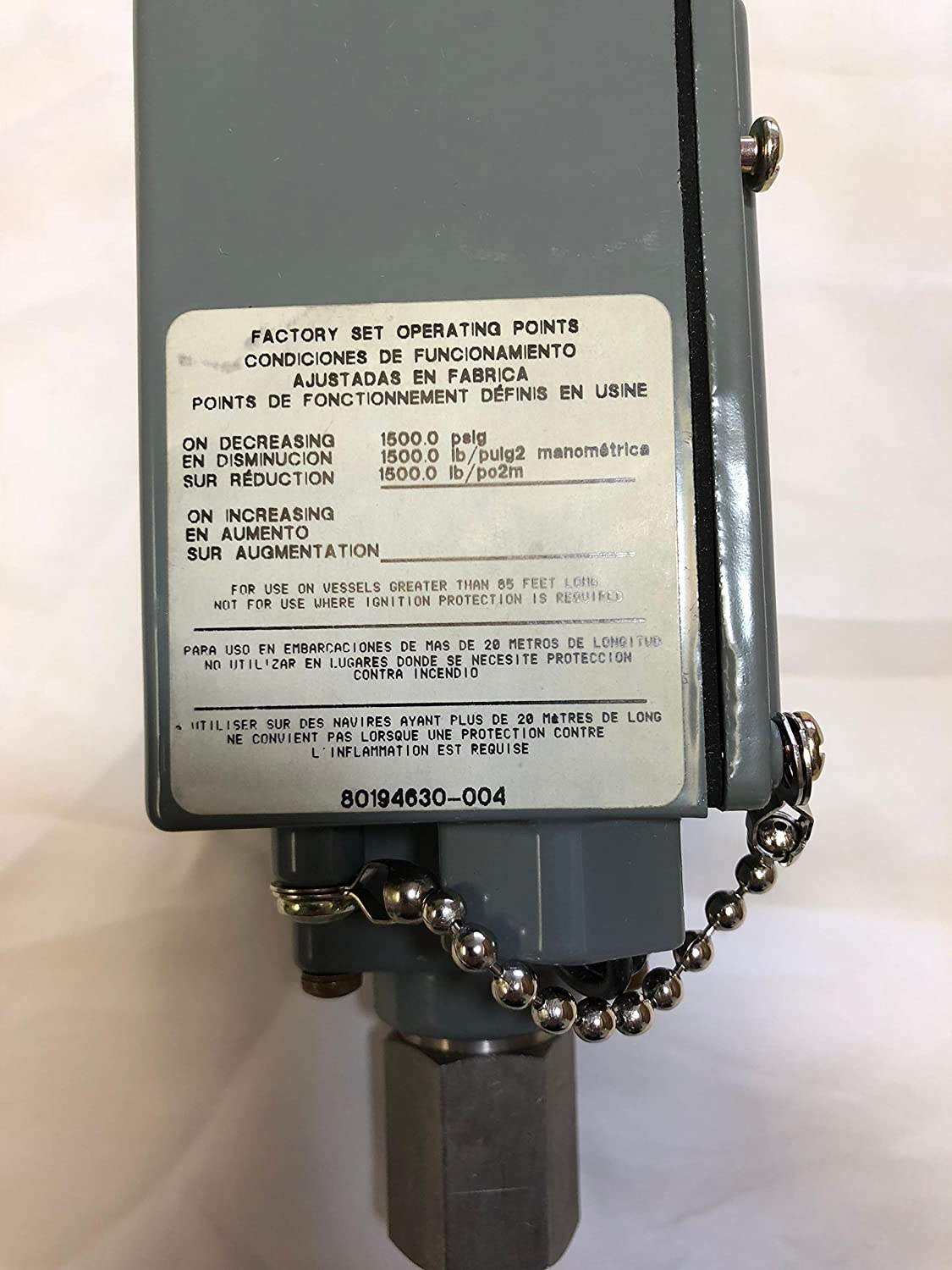 Square D 9012 GCW-2 Pressure C Series Ranking TOP9 Switch 9012GCW2 Max 46% OFF