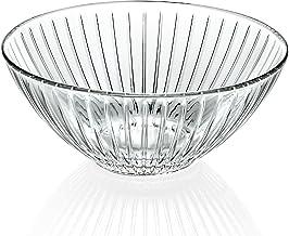 وعاء حبوب /حساء استيراد صن بيم 4 قطع بعمق 16.5 سم، شفاف من لورينزو