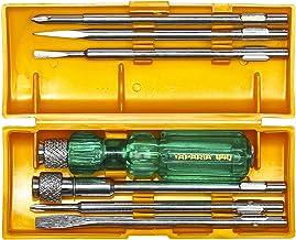 Taparia 840 Screw Driver Set with Neon Bulb