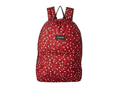 Dakine 365 Mini 12L Backpack (Crimson Rose) Backpack Bags