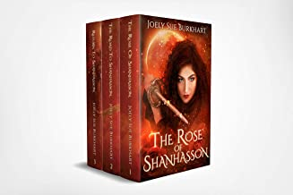 The Shanhasson Trilogy: A Blood and Shadows collection