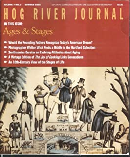 HOG RIVER JOURNAL V7#3 Walter Wick Founding Fathers Smithsonian + Summer 2009