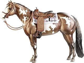 Breyer Traditional Cimarron Western Pleasure Saddle (1:9 Scale)