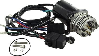 Power Tilt Trim Motor Mercury Marine Mariner Outboard Engines Design I 3 Ram 3 Wire Side Fill Integral Systems 99186 99186-1 99186T