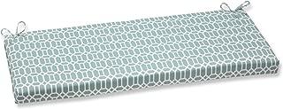 Pillow Perfect Outdoor Rhodes Quartz Bench Cushion