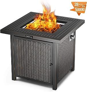 Best 60000 btu fire pit table Reviews