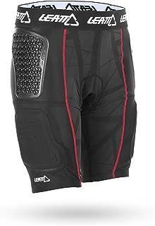Leatt DBX 5.0 AirFlex Impact Shorts (Black, Large)